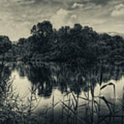 Adda River 3 Art Print