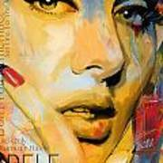 Adele Art Print by Corporate Art Task Force