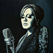 Adele 2 Art Print