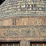 Adler Planetarium Signage Art Print