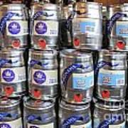 Adnams Jubilee Beer Keg Art Print