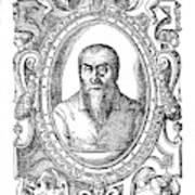 Adrian Willaert (1480-1562) Art Print