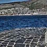 Adriatic Sea Art Print