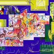 Tzaddik Nistar 2 One Art Print