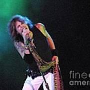 Aerosmith - Steven Tyler -dsc00139-1 Art Print