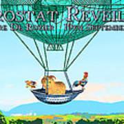 Aerostat Reveillion Art Print