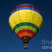 Aerostatic Balloon Art Print