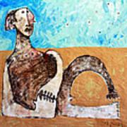 Aetas No 12  Art Print