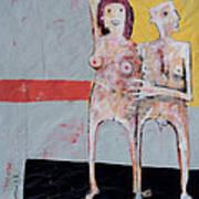 Aetas No 9 Art Print