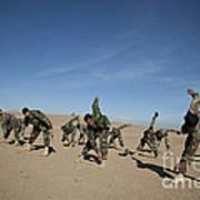 Afghan National Army Commandos Art Print