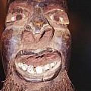 African Devil Art Print