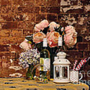 After The Party Art Print by Kaye Menner