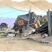 After The Storm 3 Art Print