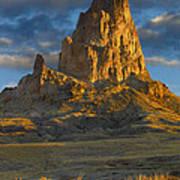 Agathla Peak Monument Valley Art Print