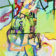 Self-renewal 13w Art Print