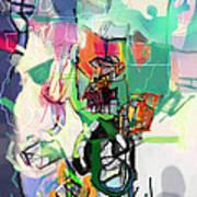 Self-renewal 14l Art Print