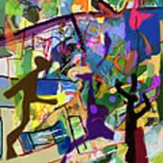 Self-renewal 15ab Art Print