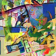 Self-renewal 15y Art Print