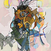 Self-renewal 16e Art Print