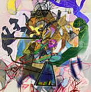 Self-renewal 16hb Art Print