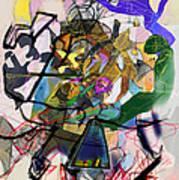 Self-renewal 16i Art Print