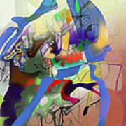 Self-renewal  9g Art Print