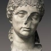 Agrippina The Elder 14bc-33. Prominent Art Print
