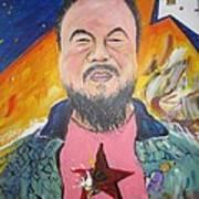 Ai Weiwei Art Print by Erik Franco