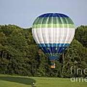 Air Balloons  0458 Art Print