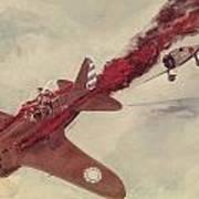 Air Combat Art Print