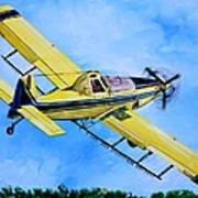 Air Tractor  Art Print