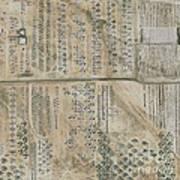Aircraft Graveyard, Usa Art Print