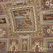 Al Fresco Ceiling Art Print