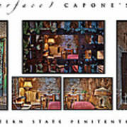 Al Scarface Capone's Cell Art Print