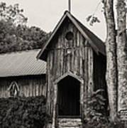 Alabama Country Church 3 Art Print