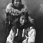 Alaska Eskimos, C1903 Art Print