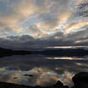Alaska Reflections Art Print