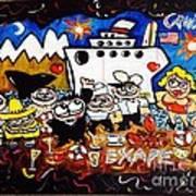 Alaska X Beach  Art Print