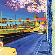 Alaskan Way Viaduct Art Print