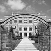 Albany Law School Gate Art Print