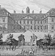 Albemarle House, Formerly Clarendon Art Print