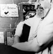 Albert Hirschfeld (1903-2003) Art Print