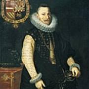 Albert Vii, Cardinal Archduke Art Print