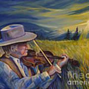Alberta Lullaby Art Print