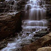 Albion Waterfalls 2 Art Print