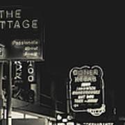Albufeira Street Series - The Cottage II Art Print