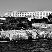 Alcatraz Federal Prison Art Print by Benjamin Yeager