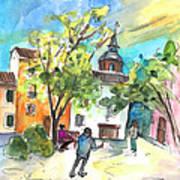 Alcazar De San Juan 02 Art Print