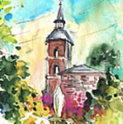 Alcazar De San Juan 04 Art Print