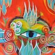 Alchemical Heart Art Print